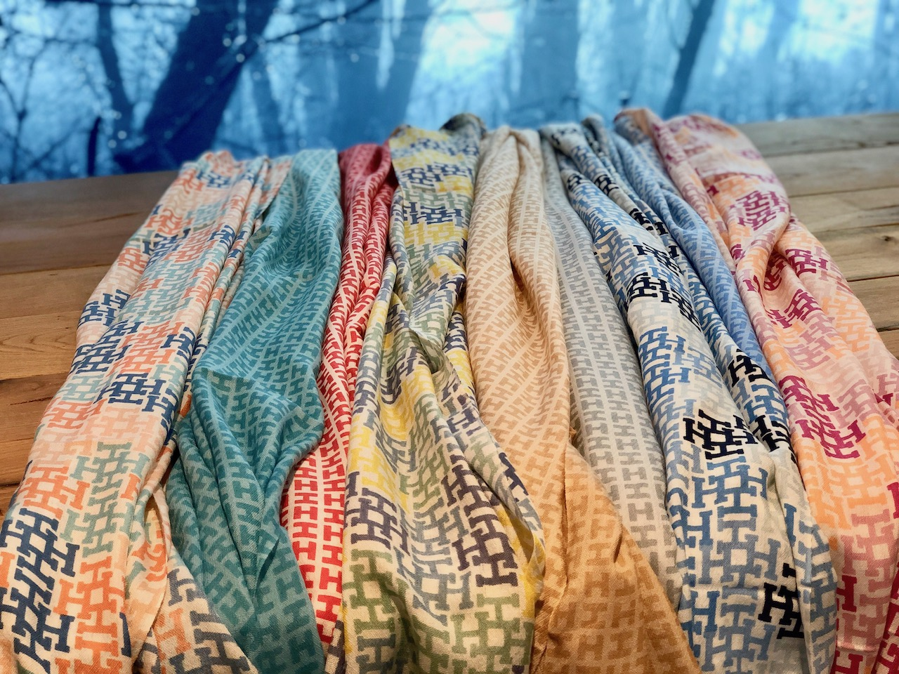 Schals von Hemisphere bei Hetkamp Mode